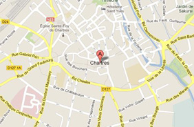 Carte Google Map