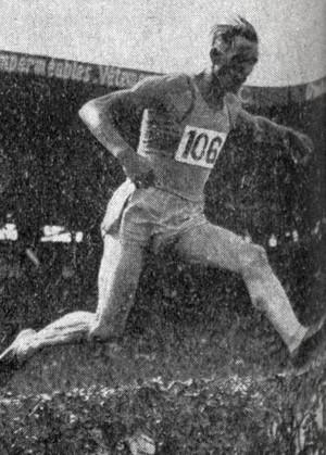 Jean Gallet, un athlète de haut niveau