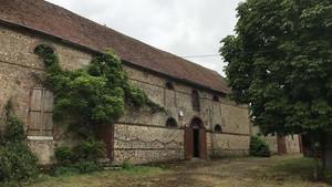 Berchères-Saint-Germain : ferme de Jules Maunoury ayant accueilli Louis Pasteur – Chartres métropole