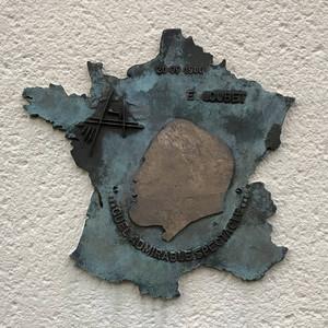 Amilly : plaque commémorative du centenaire – Chartres métropole