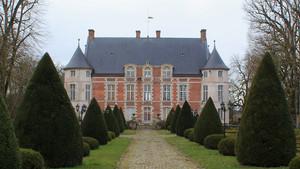 Château de Levéville à Bailleau-l'Évêque